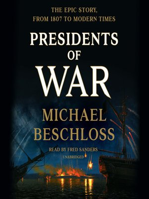 cover image of Presidents of War